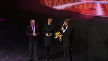 ZD Awards wished Dmitry Malikov a Happy 25th Anniversary!